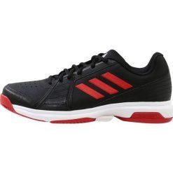 Adidas Performance APPROACH Obuwie multicourt cblack/scarle/ftwwht. Czarne buty do tenisa męskie adidas Performance, z materiału. Za 249,00 zł.