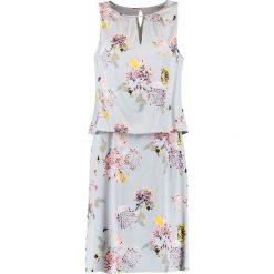 Sukienki hiszpanki: comma Sukienka letnia grey