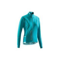 Kurtka na rower 500. Czerwone kurtki damskie B'TWIN, m. W wyprzedaży za 119,99 zł.