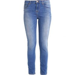 LTB TANYA Jeans Skinny Fit solari wash. Niebieskie jeansy damskie relaxed fit marki LTB, z bawełny. W wyprzedaży za 174,30 zł.