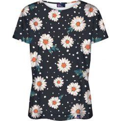 Colour Pleasure Koszulka damska CP-030 118 czarno-biała r. XL/XXL. Bluzki asymetryczne Colour pleasure, xl. Za 70,35 zł.