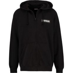 Napapijri BUKA FULL Bluza rozpinana black. Czarne bluzy męskie rozpinane marki Napapijri, m, z bawełny. W wyprzedaży za 374,25 zł.