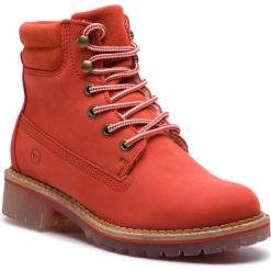 Trapery TAMARIS - 1-26707-31 Fire 686. Brązowe buty zimowe damskie marki Tamaris, ze skóry. Za 349,90 zł.