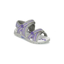 Sandały sportowe Dziecko  Kangaroos  CORGI. Niebieskie buty sportowe dziewczęce marki KangaROOS. Za 134,30 zł.