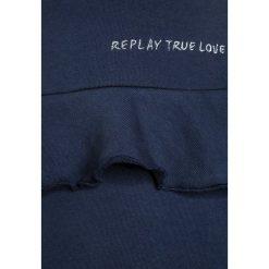 Replay Spódnica mini dark blue. Zielone minispódniczki marki Replay, z bawełny. Za 159,00 zł.