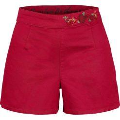 Riverdale Cheryl Blossom Krótkie spodenki damskie czerwony. Czerwone bermudy damskie Riverdale. Za 144,90 zł.