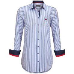 Sir Raymond Tailor Koszula Damska M Niebieski. Koszule w niebieskie paski Sir Raymond Tailor, m. Za 159,00 zł.