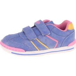 Buciki niemowlęce chłopięce: BEJO Buty dziecięce ROMERO KIDS fioletowo-różowo-żółte r. 23