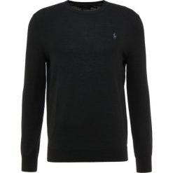 Polo Ralph Lauren Sweter black. Czarne swetry klasyczne męskie Polo Ralph Lauren, m, z materiału, polo. Za 629,00 zł.