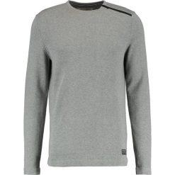 Swetry klasyczne męskie: TOM TAILOR DENIM Sweter heather grey melange