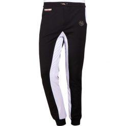 Spodnie dresowe męskie: Plein Sport XAVI Spodnie treningowe black/white