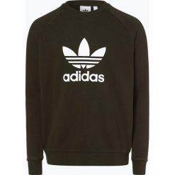 Adidas Originals - Męska bluza nierozpinana, niebieski. Niebieskie bejsbolówki męskie adidas Originals, l, z bawełny. Za 269,95 zł.