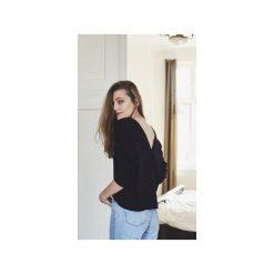 Bluzki damskie: VALERIE CZARNA bluzka