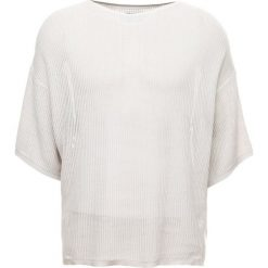 T-shirty męskie: AllSaints AVE CREW Tshirt basic grain white