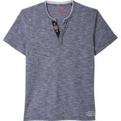 T-shirty męskie: Gładki T-shirt z okrągłym dekoltem