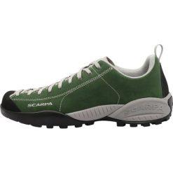 Scarpa MOJITO Obuwie hikingowe garden. Zielone buty skate męskie Scarpa, z gumy, outdoorowe. Za 529,00 zł.