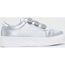 Haily's - Buty Cleo. Szare buty sportowe damskie Haily's, z gumy. W wyprzedaży za 79,90 zł.