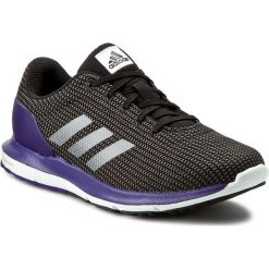 Buty adidas - Cosmic W AQ2171 Cblack/Ironm. Czarne buty do biegania damskie marki Adidas, z kauczuku. W wyprzedaży za 189,00 zł.