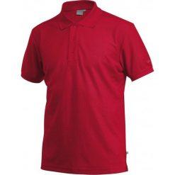 Koszulki polo: Craft Koszulka męska Polo Pique czerwona r. S (192466-1430)