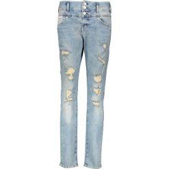 """Spodnie z wysokim stanem: Dżinsy """"Raya Boy"""" w kolorze błękitnym"""