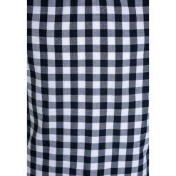 Abercrombie & Fitch HIGH NECK COLD SHOULDER  Bluzka white. Białe bluzki dziewczęce bawełniane Abercrombie & Fitch. Za 139,00 zł.