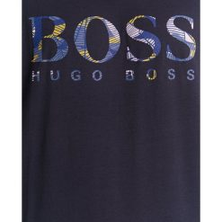 T-shirty męskie: BOSS Orange TAUNO Tshirt z nadrukiem blue