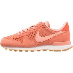 Trampki damskie slip on: Nike Sportswear INTERNATIONALIST Tenisówki i Trampki crimson bliss/vintage coral