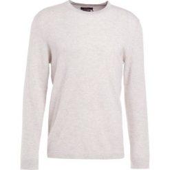 Polo Ralph Lauren Sweter stone grey heather. Szare swetry klasyczne męskie marki Polo Ralph Lauren, m, z kaszmiru, polo. W wyprzedaży za 419,60 zł.