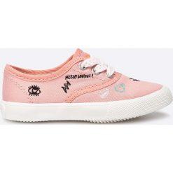 Pepe Jeans - Tenisówki dziecięce Soho Draw. Szare buty sportowe dziewczęce Pepe Jeans, z gumy. W wyprzedaży za 119,90 zł.