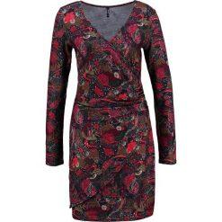 Sukienki hiszpanki: Smash AVELINA Sukienka letnia dark red
