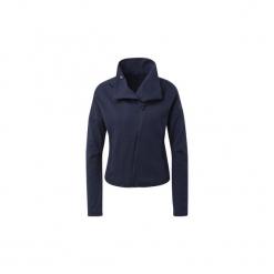 Bluzy dresowe adidas  Kurtka Heartracer. Niebieskie bluzy damskie Adidas, m, z dresówki. Za 329,00 zł.