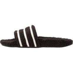 Kapcie damskie: adidas Originals ADILETTE Kapcie core black/chalk white