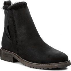 Botki damskie lity: Sztyblety EMU AUSTRALIA - Pioneer Leather W11692 Black
