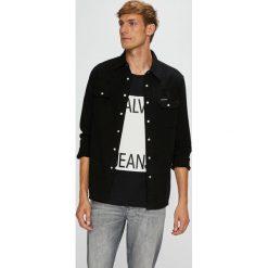Calvin Klein Jeans - Koszula. Szare koszule męskie jeansowe marki House, l. Za 359,90 zł.