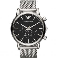Zegarek EMPORIO ARMANI - Luigi AR1808 Silver/Steel/Silver/Steel. Szare zegarki męskie Emporio Armani. Za 1269,00 zł.
