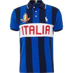 Polo Ralph Lauren Koszulka polo pacific royal/cruis. Szare koszulki polo marki Polo Ralph Lauren, z bawełny. Za 509,00 zł.