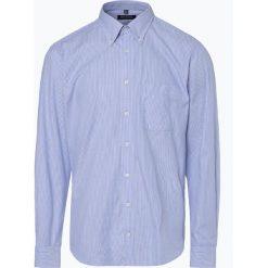 Mc Earl - Koszula męska, niebieski. Niebieskie koszule męskie na spinki Mc Earl, m. Za 99,95 zł.