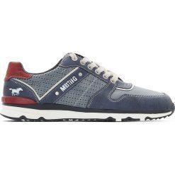 Trampki męskie: Niskie, sznurowane buty sportowe