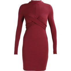 Sukienki hiszpanki: Ivyrevel COLLINE Sukienka etui dark wine