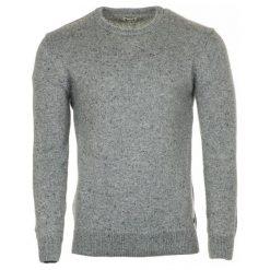 Mustang Sweter Męski, Xxl, Szary. Niebieskie swetry klasyczne męskie marki Oakley, na lato, z bawełny, eleganckie. Za 348,00 zł.