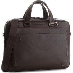 Torba na laptopa PIQUADRO - CA4027B3 Brązowy. Brązowe torby na laptopa marki Piquadro, ze skóry. W wyprzedaży za 1339,00 zł.