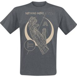 Nothing More Stories Hand T-Shirt odcienie ciemnoszarego. Szare t-shirty męskie Nothing More, s. Za 54,90 zł.