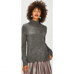 Vero Moda - Sweter Toky. Szare swetry klasyczne damskie Vero Moda, m, z dzianiny. W wyprzedaży za 149,90 zł.
