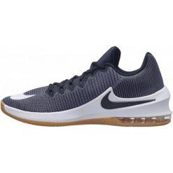 Nike Buty Air Max Infuriate 2 Low Basketball Shoe/Light Carbon/White-Dark Obsidian 43. Białe buty fitness męskie Nike, na sznurówki, nike air max. W wyprzedaży za 265,00 zł.