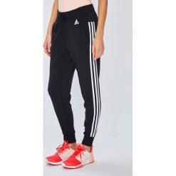 Adidas Performance - Spodnie. Szare bryczesy damskie adidas Performance, l, z bawełny. W wyprzedaży za 159,90 zł.