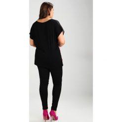 Bluzki asymetryczne: Anna Field Curvy Bluzka black/pink