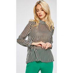 Bluzki asymetryczne: Answear - Bluzka Stripes Vibes