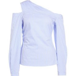 Bluzki asymetryczne: 2nd Day SUNSET Bluzka light blue