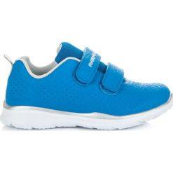 Buciki niemowlęce: AX BOXING Buty dziecięce Bonita niebieskie r. 32