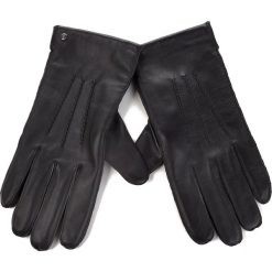 Rękawiczki Męskie JOOP! - Gloves 7165 170005682 Black 10. Czarne rękawiczki męskie JOOP!, ze skóry. Za 299,00 zł.